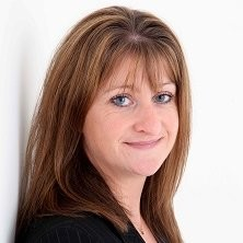 A professional headshot photograph of Kate Wemyss taken from her LinkedIn Profile