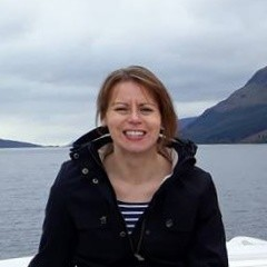 A professional headshot photograph of Carol taken from her LinkedIn Profile