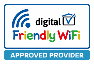 Friendly Wi-Fi Approved Provider Logo