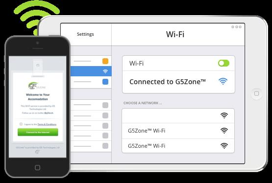 fully managed wifi service scotland