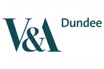 V and A Dundee Logo