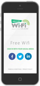 g5zone social wifi