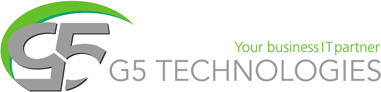 G5 Technologies - Your Business IT Partner Logo
