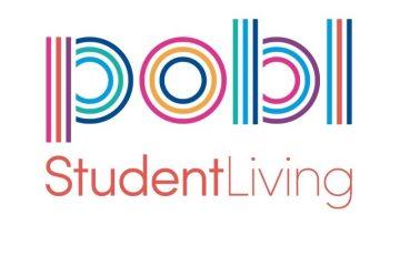Pobl Student Living WiFi Logo